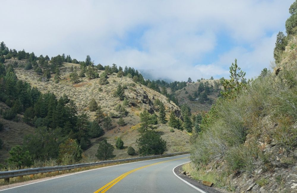 Golden Gate Canyon State